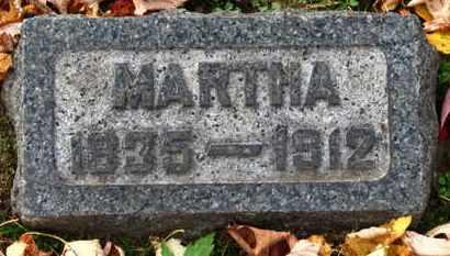 KISHMAN, MARTHA - Erie County, Ohio | MARTHA KISHMAN - Ohio Gravestone Photos