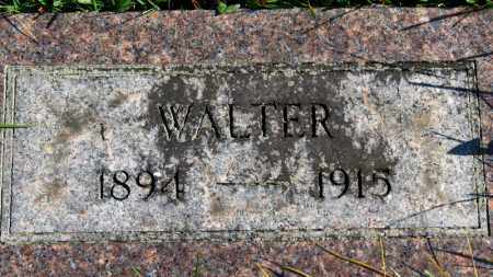 KLEIN, WALTER - Erie County, Ohio | WALTER KLEIN - Ohio Gravestone Photos