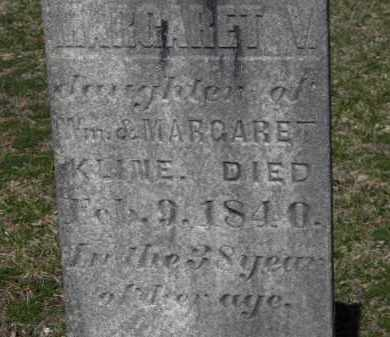 KLINE, MARGARET V. - Erie County, Ohio | MARGARET V. KLINE - Ohio Gravestone Photos