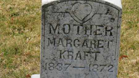 KRAFT, MARGARET - Erie County, Ohio | MARGARET KRAFT - Ohio Gravestone Photos