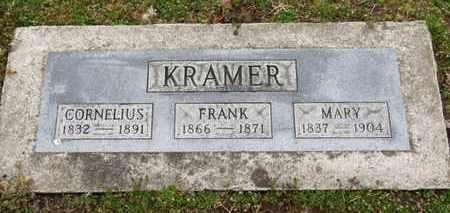 KRAMER, MARY - Erie County, Ohio | MARY KRAMER - Ohio Gravestone Photos