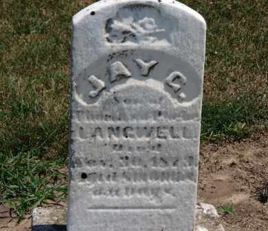 LANGWELL, JAY C. - Erie County, Ohio | JAY C. LANGWELL - Ohio Gravestone Photos