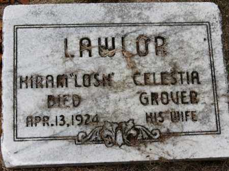 LAWLOR, CELESTIA - Erie County, Ohio | CELESTIA LAWLOR - Ohio Gravestone Photos