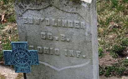 LINDER, EDW'D - Erie County, Ohio | EDW'D LINDER - Ohio Gravestone Photos