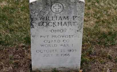 LOCKHART, WILLIAM P. - Erie County, Ohio | WILLIAM P. LOCKHART - Ohio Gravestone Photos