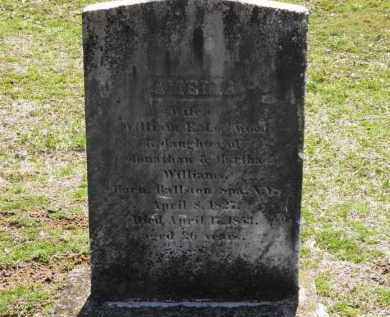 LOCKWOOD, AMELIA - Erie County, Ohio | AMELIA LOCKWOOD - Ohio Gravestone Photos