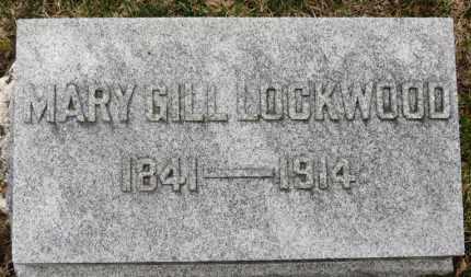 LOCKWOOD, MARY - Erie County, Ohio | MARY LOCKWOOD - Ohio Gravestone Photos