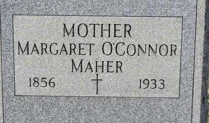 MAHER, MARGARET - Erie County, Ohio | MARGARET MAHER - Ohio Gravestone Photos