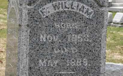 MARQUART, F. WILLIAM - Erie County, Ohio | F. WILLIAM MARQUART - Ohio Gravestone Photos