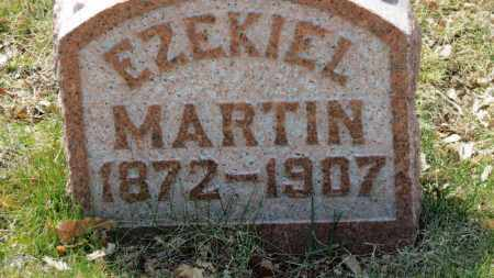 MARTIN, EZEKIEL - Erie County, Ohio | EZEKIEL MARTIN - Ohio Gravestone Photos