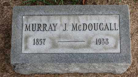 MCDOUGALL, MURRAY J. - Erie County, Ohio | MURRAY J. MCDOUGALL - Ohio Gravestone Photos