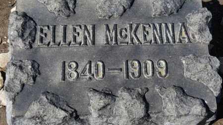 MCKENNA, ELLEN - Erie County, Ohio | ELLEN MCKENNA - Ohio Gravestone Photos