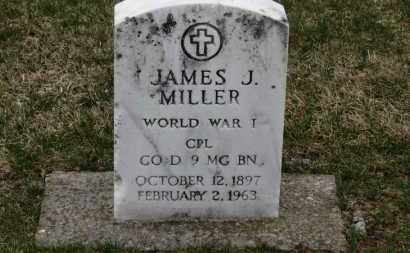 MILLER, JAMES T. - Erie County, Ohio | JAMES T. MILLER - Ohio Gravestone Photos