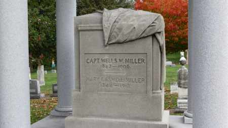 CASWELL MILLER, MARY - Erie County, Ohio | MARY CASWELL MILLER - Ohio Gravestone Photos