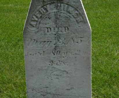 MINER, AVERY - Erie County, Ohio | AVERY MINER - Ohio Gravestone Photos