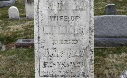 MINER, M.F. - Erie County, Ohio | M.F. MINER - Ohio Gravestone Photos