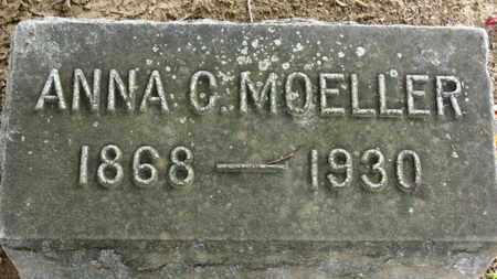 MOELLER, ANNA C. - Erie County, Ohio | ANNA C. MOELLER - Ohio Gravestone Photos
