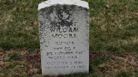 MOORE, ROBERT WILLIAM - Erie County, Ohio | ROBERT WILLIAM MOORE - Ohio Gravestone Photos