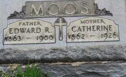 MOOS, CATHERINE - Erie County, Ohio | CATHERINE MOOS - Ohio Gravestone Photos