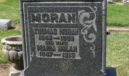 MORAN, MARIA - Erie County, Ohio | MARIA MORAN - Ohio Gravestone Photos