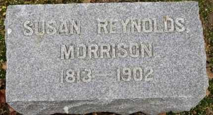 REYNOLDS MORRISON, SUSAN - Erie County, Ohio | SUSAN REYNOLDS MORRISON - Ohio Gravestone Photos