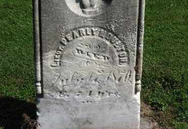 MOULTON, PEARLY - Erie County, Ohio | PEARLY MOULTON - Ohio Gravestone Photos
