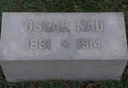NAU, OSCAR - Erie County, Ohio | OSCAR NAU - Ohio Gravestone Photos