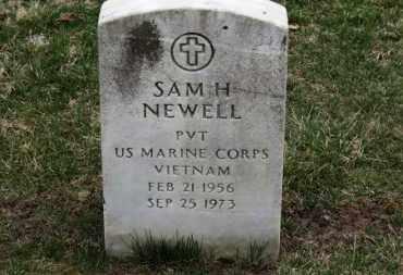 NEWELL, SAMUEL H. - Erie County, Ohio   SAMUEL H. NEWELL - Ohio Gravestone Photos