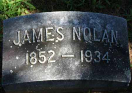 NOLAN, JAMES - Erie County, Ohio | JAMES NOLAN - Ohio Gravestone Photos