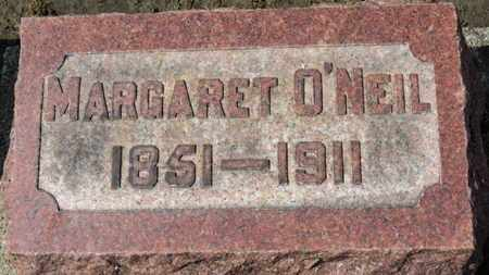 O'NEIL, MARGARET - Erie County, Ohio | MARGARET O'NEIL - Ohio Gravestone Photos