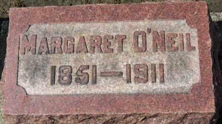 O'NEIL, MARGARET - Erie County, Ohio | MARGARET O'NEIL - Ohio Gravestone Photos