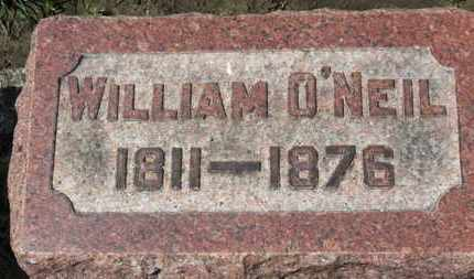 O'NEIL, WILLIAM - Erie County, Ohio | WILLIAM O'NEIL - Ohio Gravestone Photos