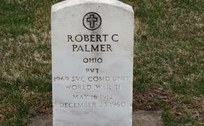 PALMER, ROBERT C. - Erie County, Ohio | ROBERT C. PALMER - Ohio Gravestone Photos