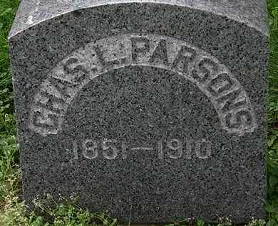 PARSONS, CHARLES L. - Erie County, Ohio | CHARLES L. PARSONS - Ohio Gravestone Photos