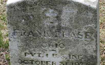 PEASE, FRANK - Erie County, Ohio | FRANK PEASE - Ohio Gravestone Photos