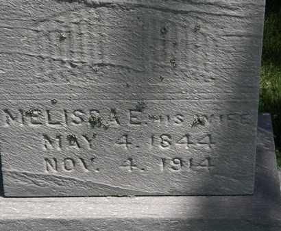PELTON, MELISSA E. - Erie County, Ohio | MELISSA E. PELTON - Ohio Gravestone Photos