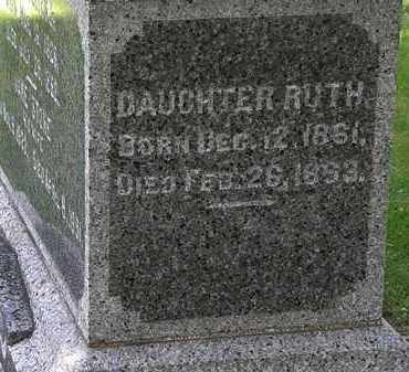 PELTON, RUTH - Erie County, Ohio | RUTH PELTON - Ohio Gravestone Photos