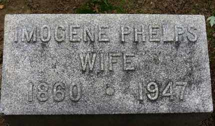 PHELPS, IMOGENE - Erie County, Ohio | IMOGENE PHELPS - Ohio Gravestone Photos