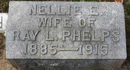 PHELPS, RAY L. - Erie County, Ohio | RAY L. PHELPS - Ohio Gravestone Photos