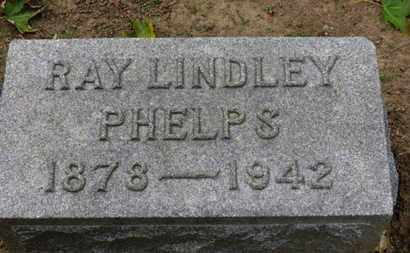 PHELPS, RAY LINDLEY - Erie County, Ohio | RAY LINDLEY PHELPS - Ohio Gravestone Photos