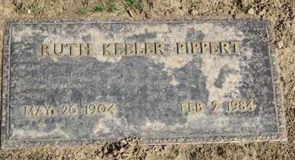 KEELER PIPPERT, RUTH - Erie County, Ohio | RUTH KEELER PIPPERT - Ohio Gravestone Photos