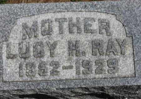 RAY, LUCY H. - Erie County, Ohio | LUCY H. RAY - Ohio Gravestone Photos