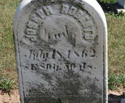 ROBERTS, JOSEPH - Erie County, Ohio | JOSEPH ROBERTS - Ohio Gravestone Photos