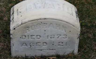 ROBRAHN, EDWARD - Erie County, Ohio | EDWARD ROBRAHN - Ohio Gravestone Photos