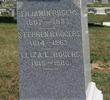 ROGERS, STEPHEN - Erie County, Ohio | STEPHEN ROGERS - Ohio Gravestone Photos