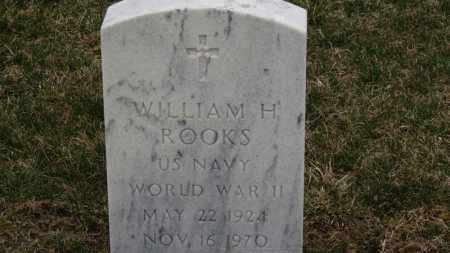 ROOKS, WILLIAM H. - Erie County, Ohio | WILLIAM H. ROOKS - Ohio Gravestone Photos