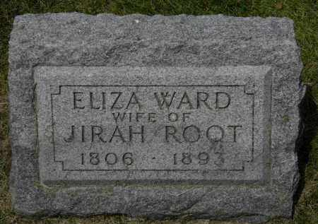 ROOT, ELIZA - Erie County, Ohio | ELIZA ROOT - Ohio Gravestone Photos