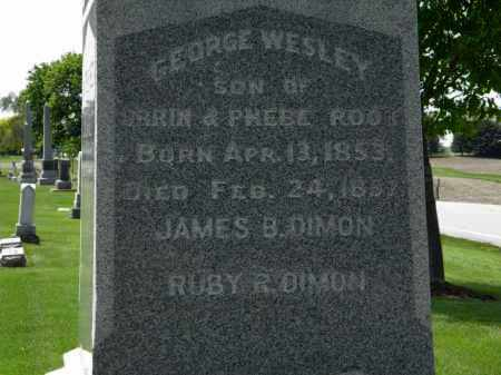 DIMON, RUBY R. - Erie County, Ohio | RUBY R. DIMON - Ohio Gravestone Photos