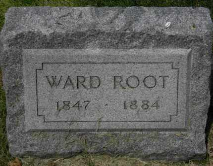 ROOT, WARD - Erie County, Ohio | WARD ROOT - Ohio Gravestone Photos