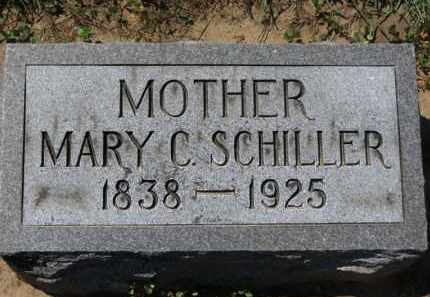 SCHILLER, MARY C. - Erie County, Ohio | MARY C. SCHILLER - Ohio Gravestone Photos